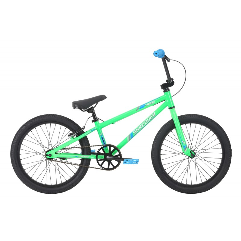 BMX Haro Shredder 20 gloss bad apple 2018