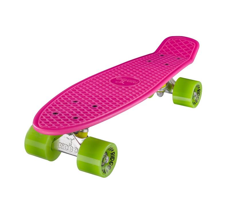 SKATEBOARDS Penny board RIDGE 22 Pink Green